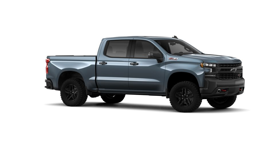 2019 new Chevrolet Silverado 1500 Crew Cab Short Box 4 ...
