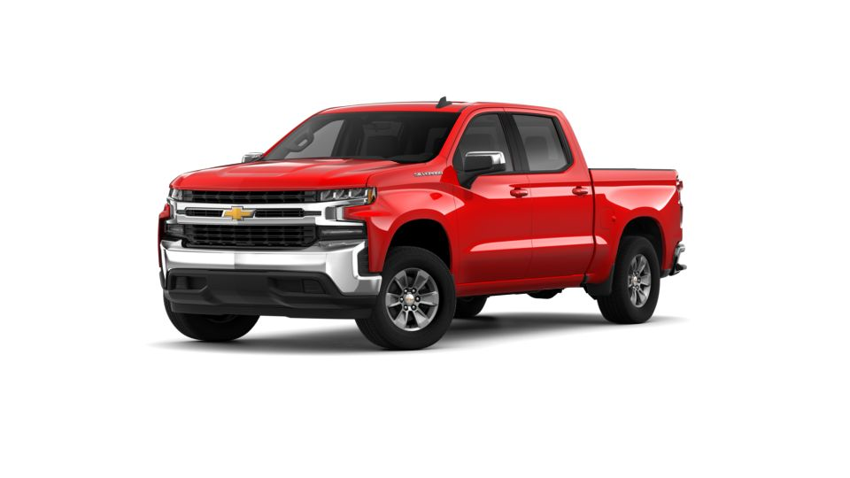 New 2019 Chevrolet Silverado 1500 For Sale In El Paso Mission