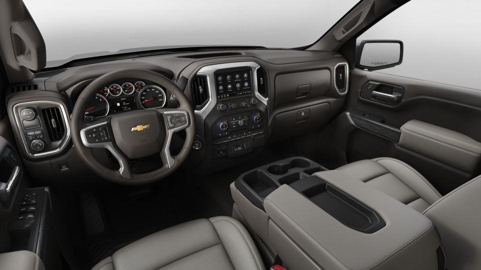 Chevrolet Dealership Houston >> New 2019 Summit White Chevrolet Silverado 1500 Crew Cab Short Box 2-Wheel Drive LTZ For Sale in ...