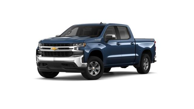 Memphis Northsky Blue Metallic 2019 Chevrolet Silverado 1500: New