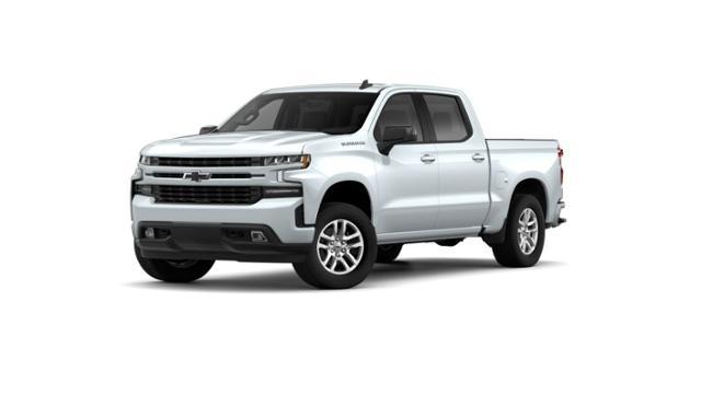 Summit White 2019 Chevrolet Silverado 1500 New Truck For Sale San