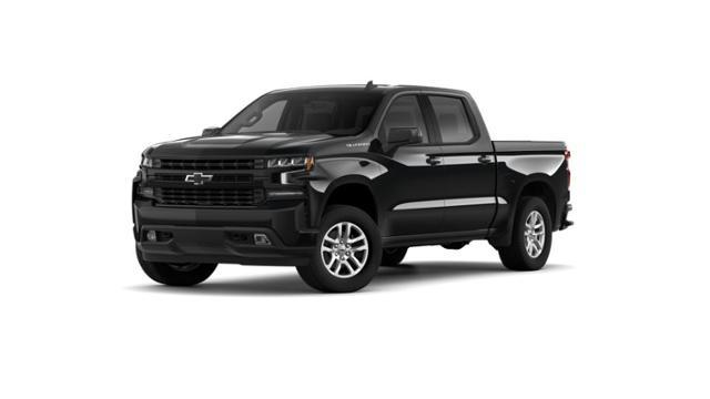 Dallas Black 2019 Chevrolet Silverado 1500 New Truck For Sale