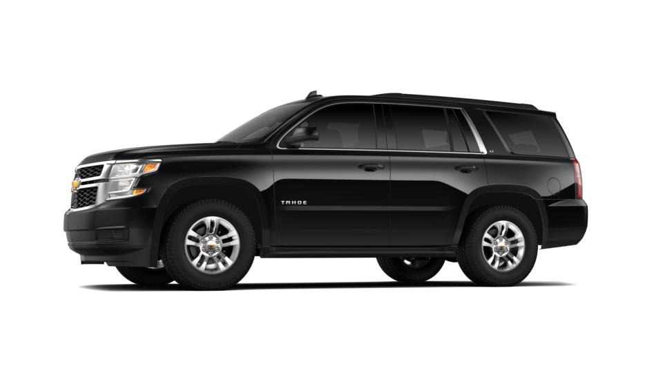 New 2019 Chevrolet Tahoe 2WD LT In Black For Sale In