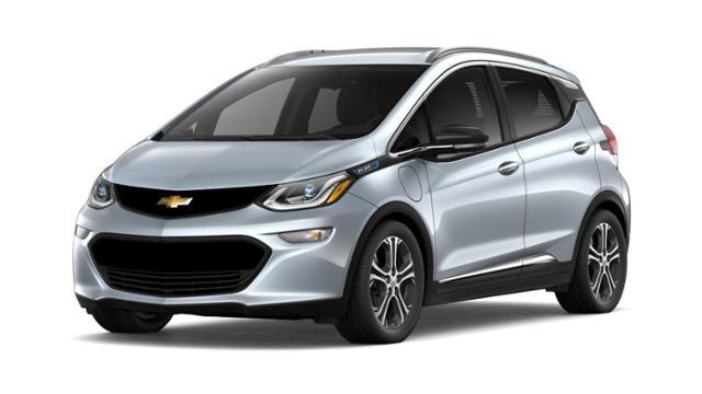Seattle Silver Ice Metallic 2019 Chevrolet Bolt Ev New Wagon For