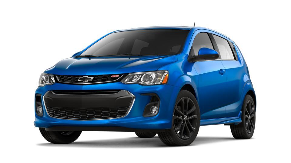 2019 Chevrolet Sonic Vehicle Photo in Cary, NC 27511