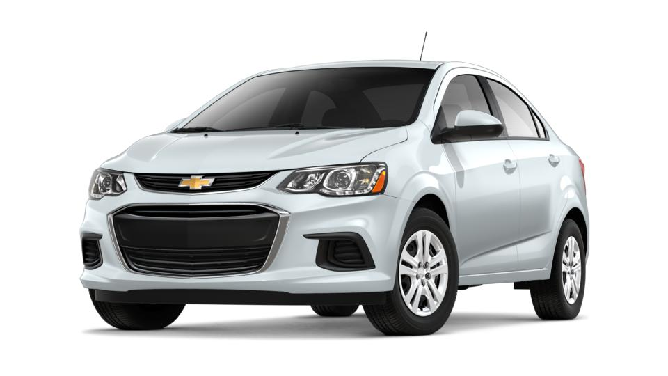 2019 Chevrolet Sonic Vehicle Photo in Gaffney, SC 29341