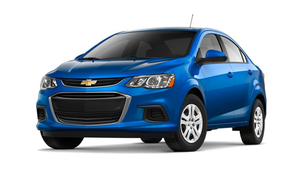 2019 Chevrolet Sonic Vehicle Photo in Oklahoma City, OK 73162