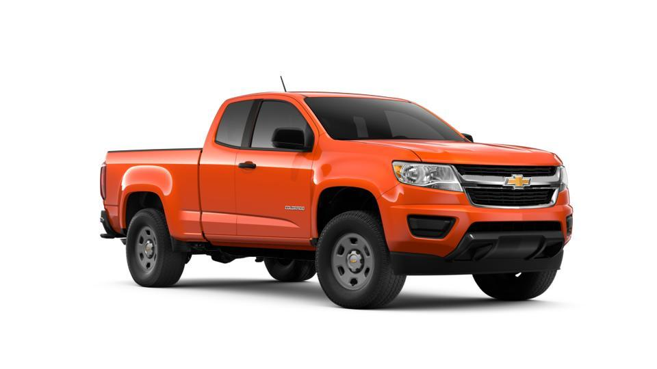 2019 Chevrolet Colorado Vehicle Photo in Redding, CA 96002