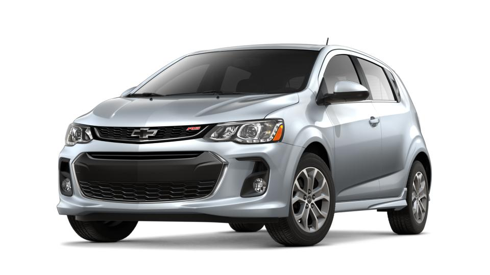 2019 Chevrolet Sonic Vehicle Photo in Crosby, TX 77532