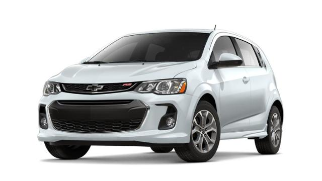 Waxahachie Summit White 2019 Chevrolet Sonic: New Car for