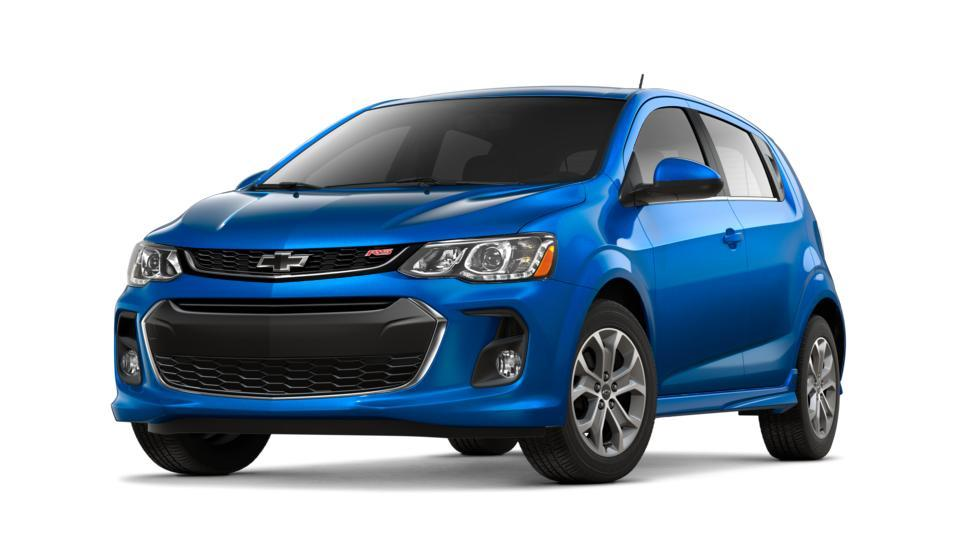 2019 Chevrolet Sonic Vehicle Photo in Puyallup, WA 98371