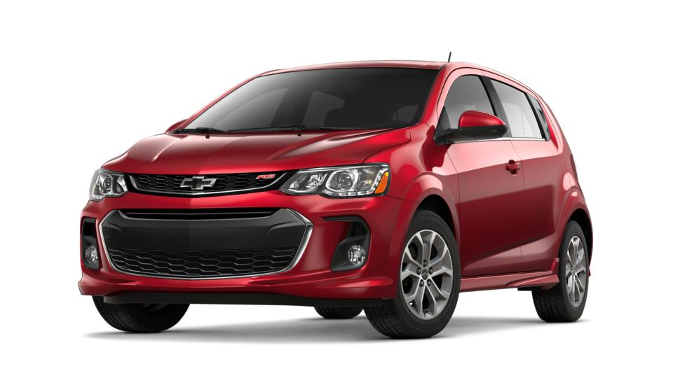 2019 Chevrolet Sonic Vehicle Photo in Chickasha, OK 73018
