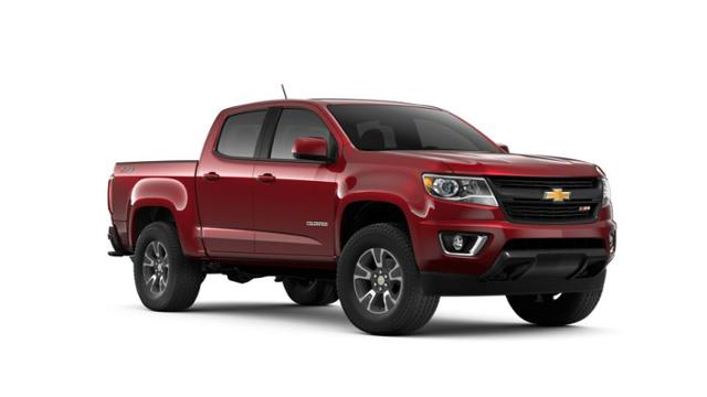 Chevy Colorado Crew Cab >> New 2019 Cajun Red Tintcoat Chevrolet Colorado Crew Cab Short