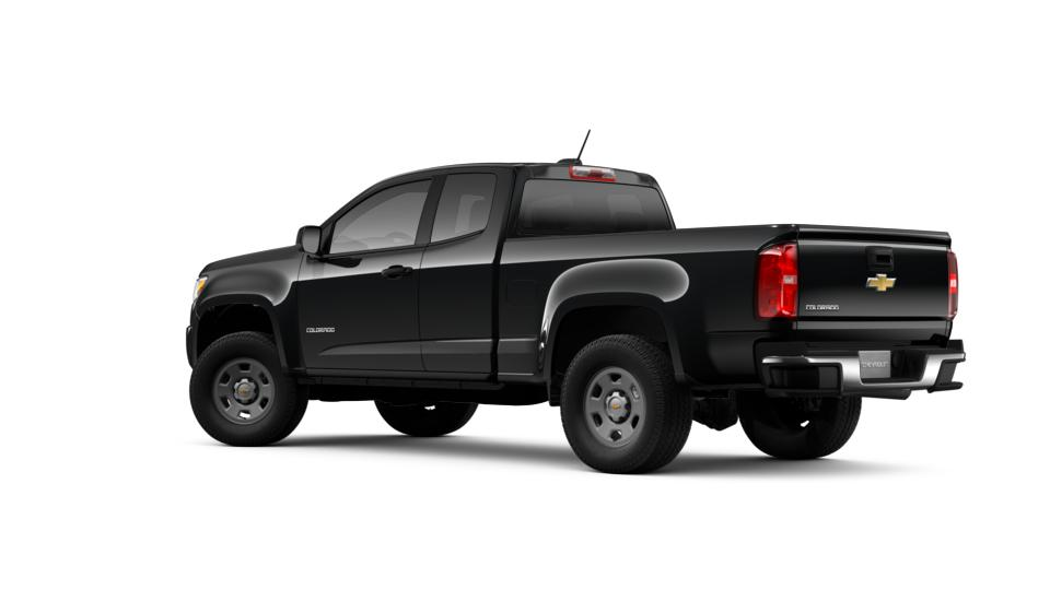 New 2019 Chevrolet Colorado Extended Cab Long Box 2-Wheel ...