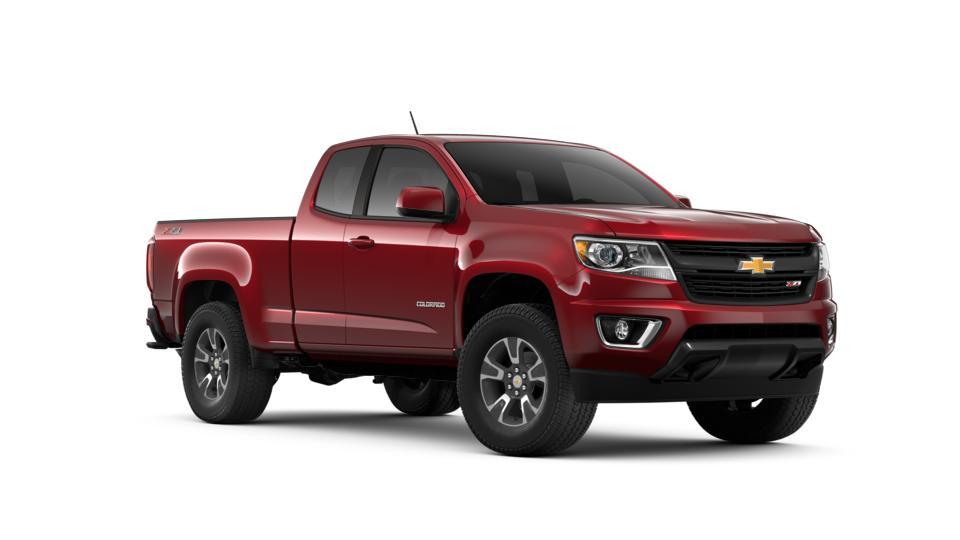 2019 Chevrolet Colorado Vehicle Photo in Gardner, MA 01440