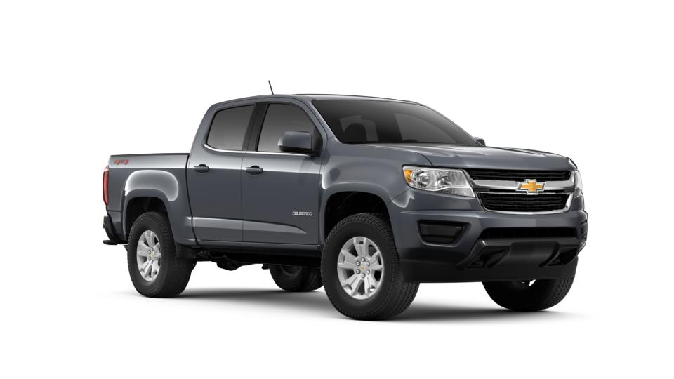 New 2018 Chevy Colorado Trucks For Sale In Jerome Id Near Twin Falls