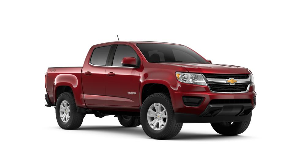 2019 Chevrolet Colorado Vehicle Photo in Sterling, IL 61081