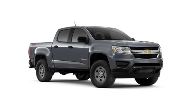 Learn About This 2019 Chevrolet Colorado For Sale In Ashland Or