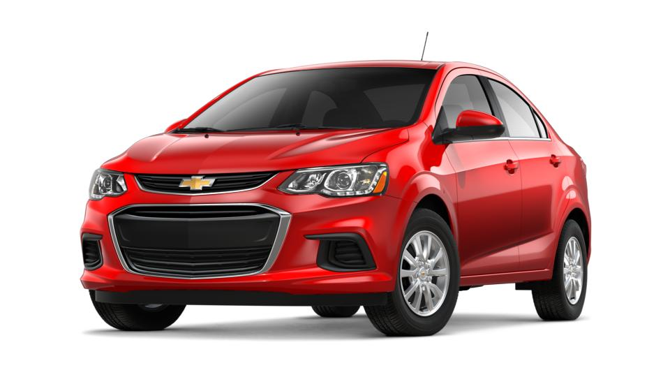 2019 Chevrolet Sonic Vehicle Photo in Arlington, TX 76017