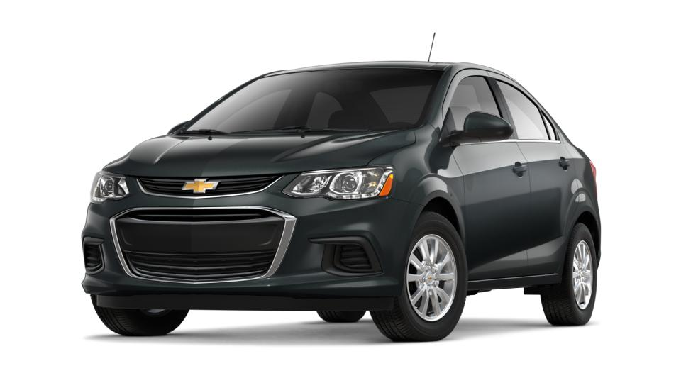 2019 Chevrolet Sonic Vehicle Photo in Fort Worth, TX 76116