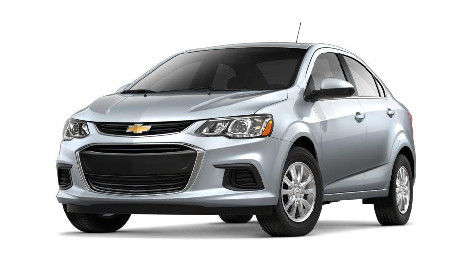 2019 Chevrolet Sonic Vehicle Photo in Lake Bluff, IL 60044