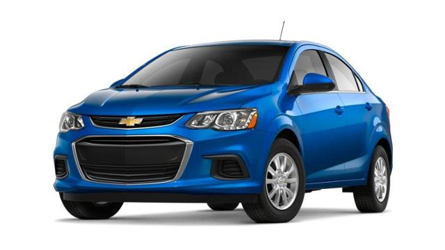 Exceptional 2019 Chevrolet Sonic Vehicle Photo In Huntingdon, PA 16652