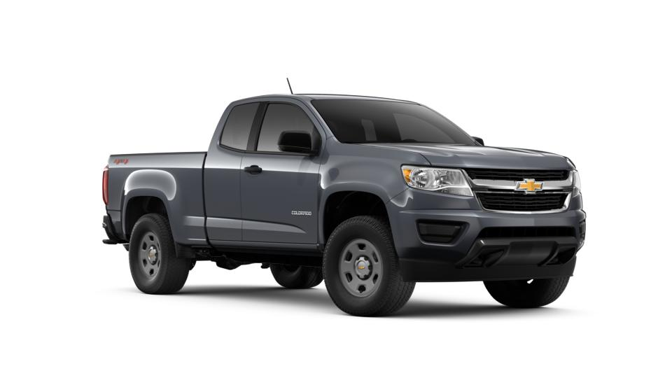 2019 Chevrolet Colorado Vehicle Photo in Chelsea, MI 48118