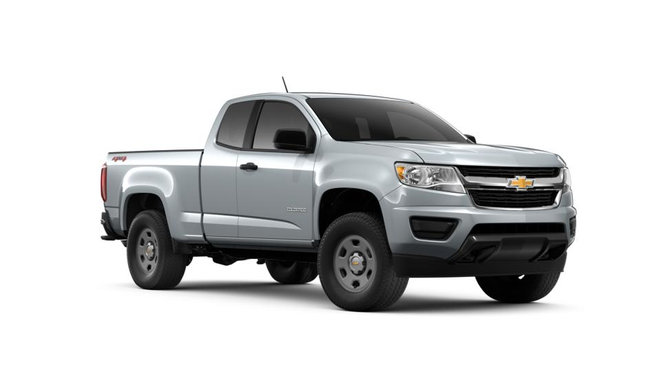 2019 Chevrolet Colorado Vehicle Photo in Plainfield, IL 60586-5132