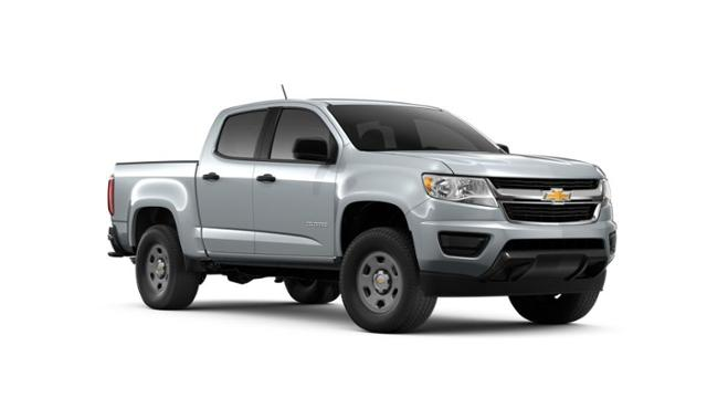 New 2019 Chevrolet Colorado Crew Cab Short Box 2 Wheel Drive Wt