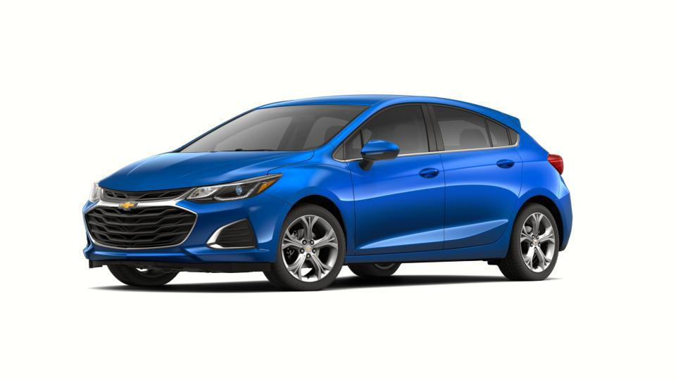 New Kinetic Blue Metallic 2019 Chevrolet Cruze Hatchback ...