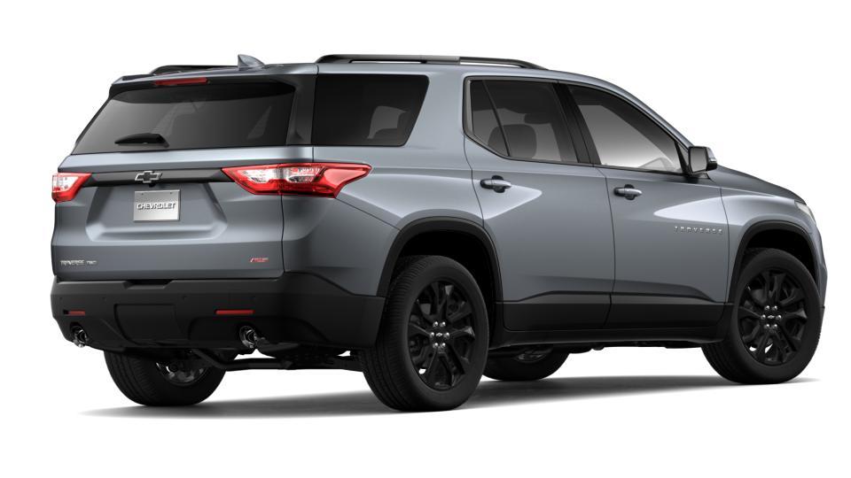 New 2019 Chevrolet Traverse Satin Steel Metallic For