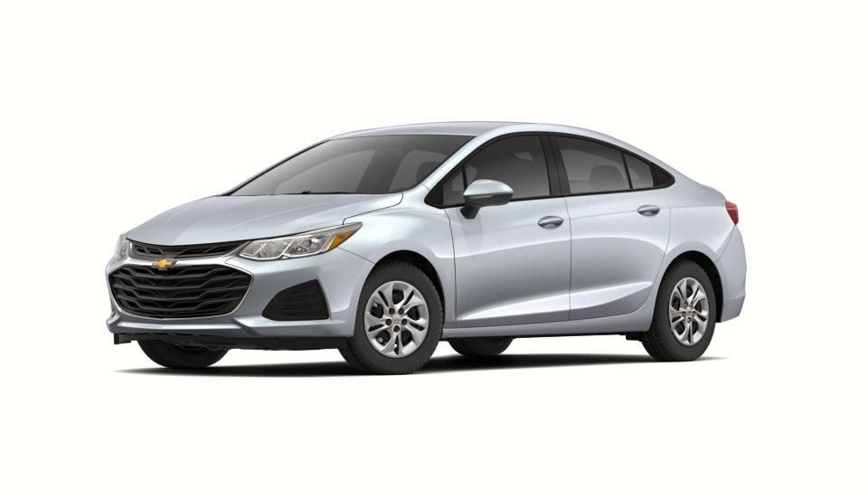2019 Chevrolet Cruze Vehicle Photo in Greensboro, NC 27407