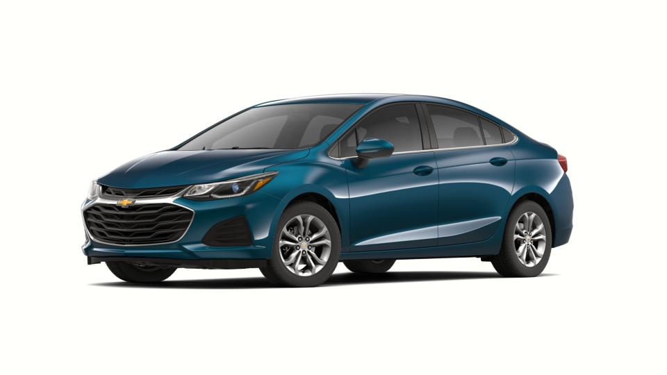 2019 Chevrolet Cruze Vehicle Photo in Mukwonago, WI 53149