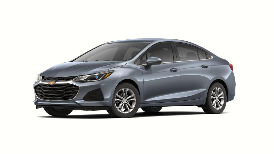 2019 Chevrolet Cruze Vehicle Photo in Mendota, IL 61342