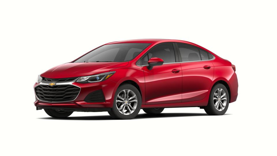 2019 Chevrolet Cruze Vehicle Photo in Burlington, WI 53105
