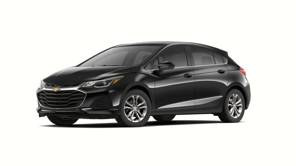 2019 Chevrolet Cruze Vehicle Photo in Hyde Park, VT 05655