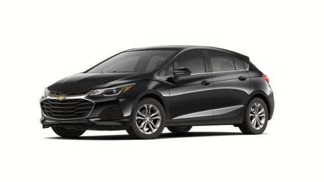 New 2019 Chevrolet Cruze With 1 4l 4 Cyl For Sale In Lancaster
