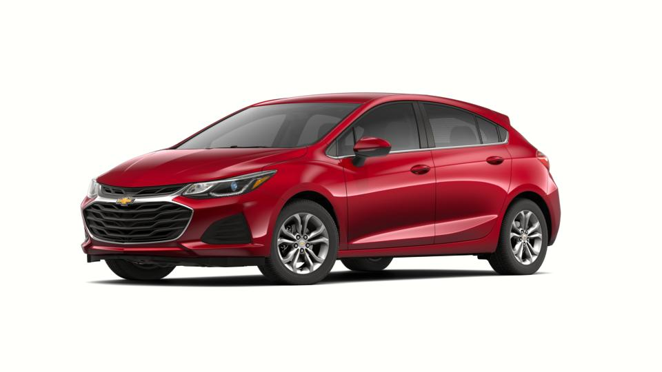 2019 Chevrolet Cruze Vehicle Photo in Champlain, NY 12919