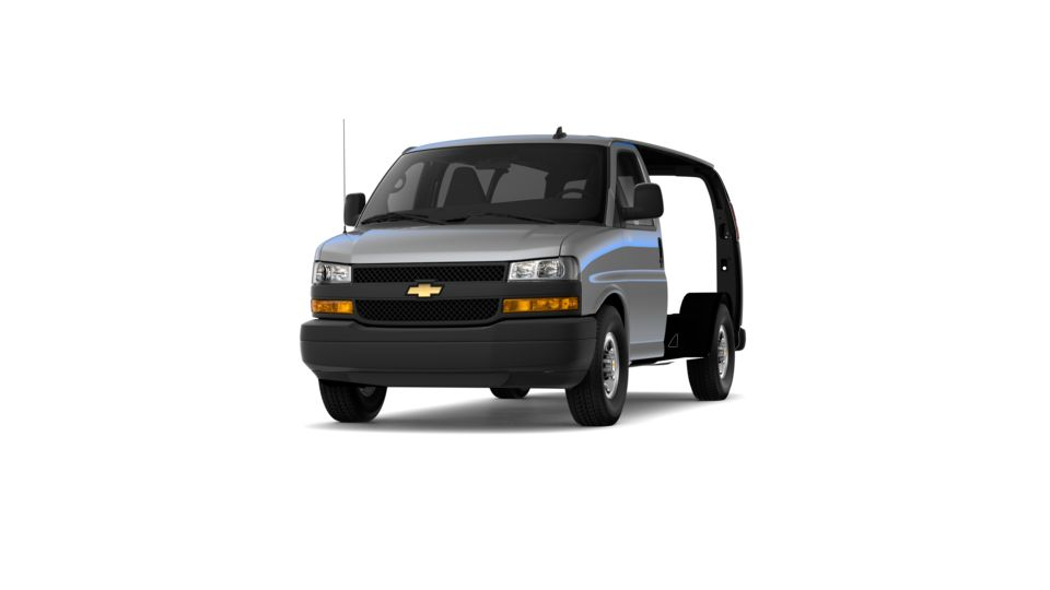 2019 Chevrolet Express Cargo Van Vehicle Photo in Mount Horeb, WI 53572