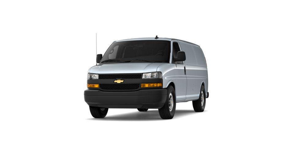 2019 Chevrolet Express Cargo Van Vehicle Photo in Medina, OH 44256