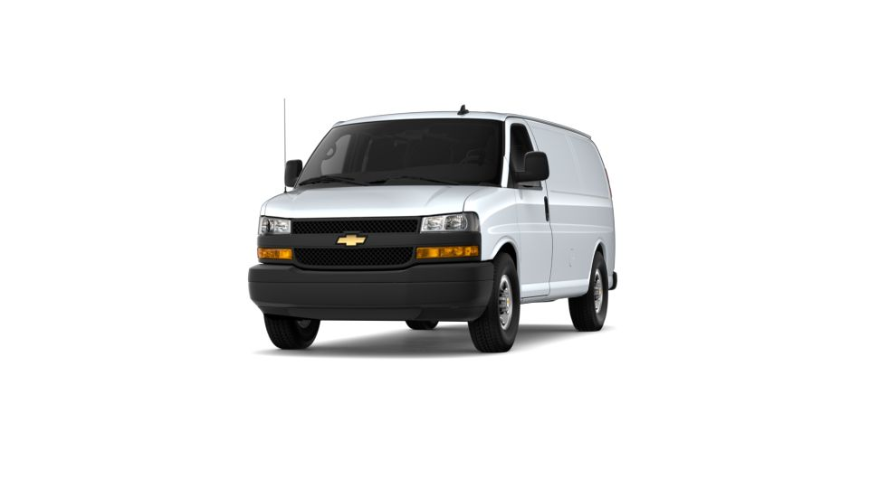 2019 Chevrolet Express Cargo Van Vehicle Photo in Vincennes, IN 47591