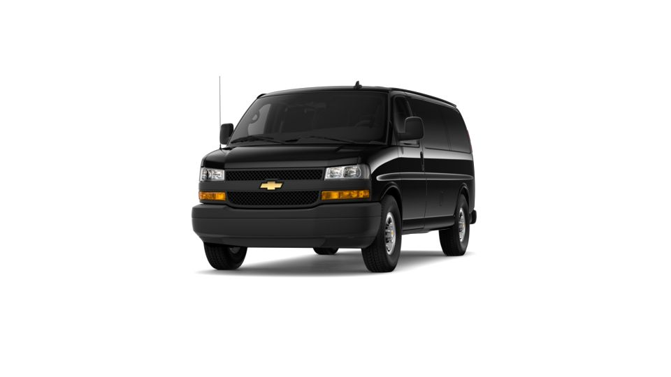 2019 Chevrolet Express Cargo Van Vehicle Photo in Long Island City, NY 11101