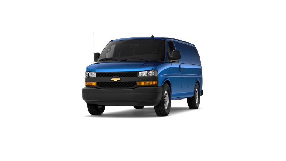 2019 Chevrolet Express Cargo Van Vehicle Photo in Medina, OH 44256