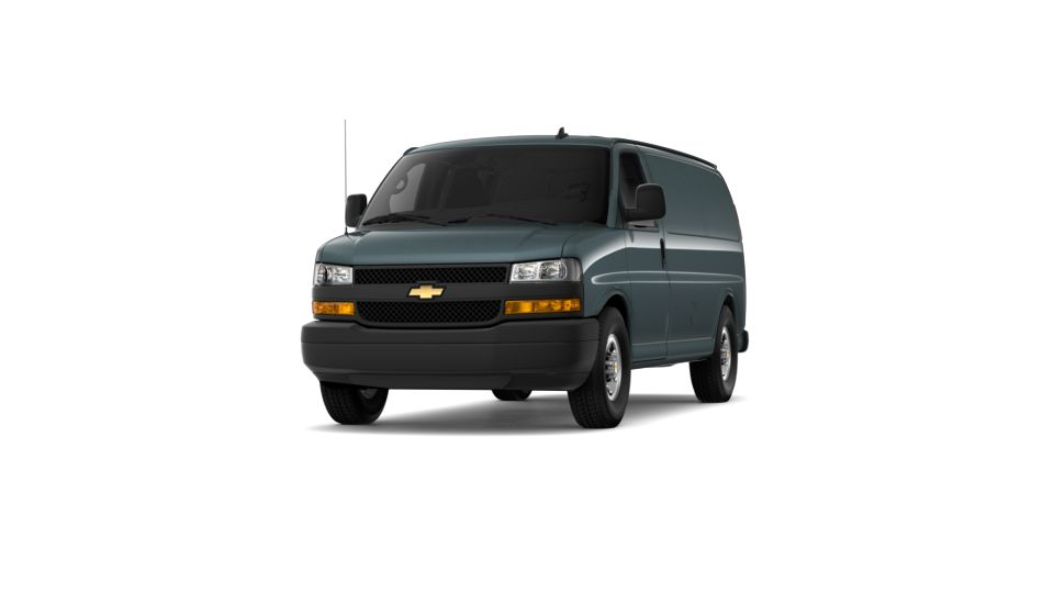 2019 Chevrolet Express Cargo Van Vehicle Photo in Homestead, FL 33034