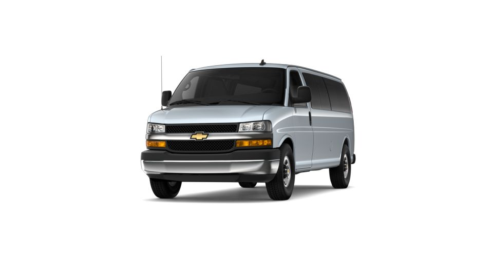 2019 Chevrolet Express Passenger Vehicle Photo in Maplewood, MN 55119