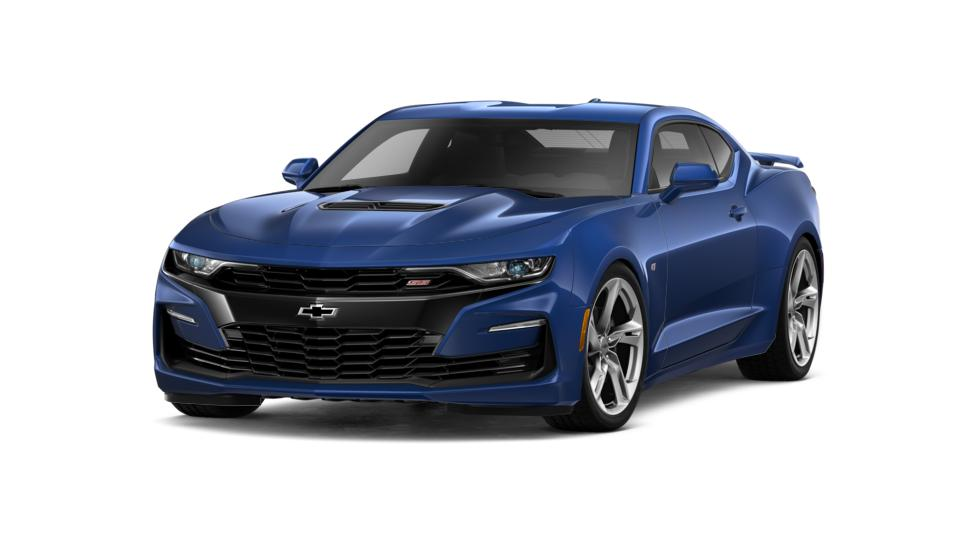 2019 Chevrolet Camaro Vehicle Photo in Greensboro, NC 27405