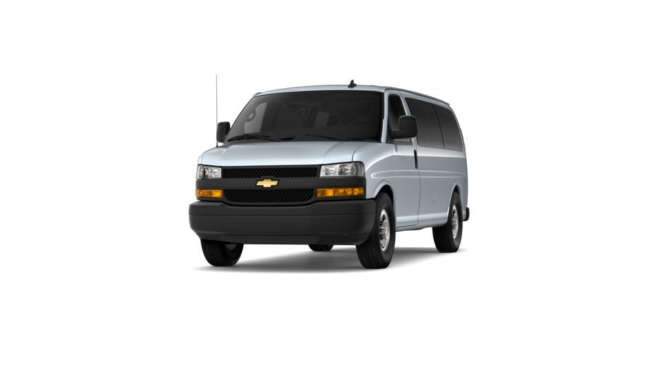 2019 Chevrolet Express Passenger Vehicle Photo in Glenview, IL 60025
