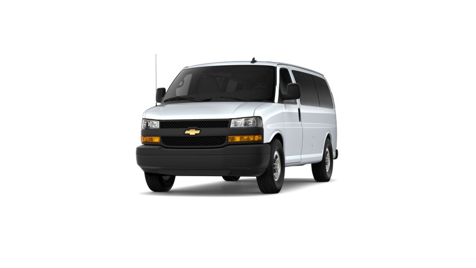 2019 Chevrolet Express Passenger Vehicle Photo in Boston, NY 14025