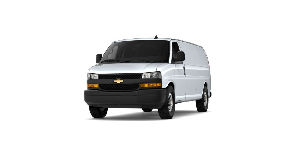 2019 Chevrolet Express Cargo Van Vehicle Photo in Middleton, WI 53562