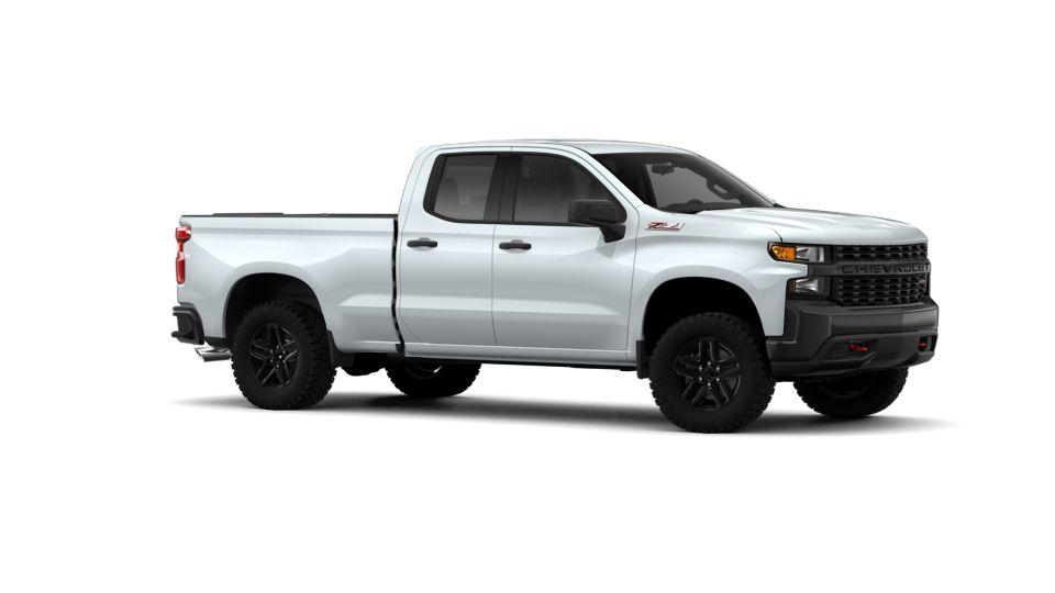 new truck 2019 summit white chevrolet silverado 1500 double cab standard box 4 wheel drive. Black Bedroom Furniture Sets. Home Design Ideas